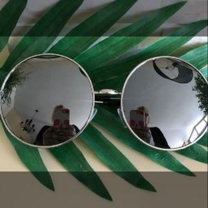 Accessories - 🎉 SALE! Lennon Style Oversized Mirror Shades